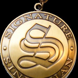 Signature Sinfonian Medal