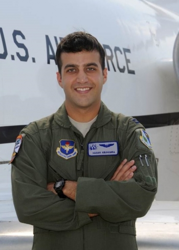 Captain Hasan Ibrahim Abuhamra - Gamma Iota '04