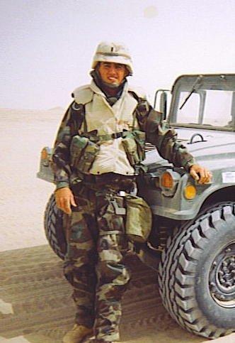 Captain Jonathan Jessup - Rho Tau '95
