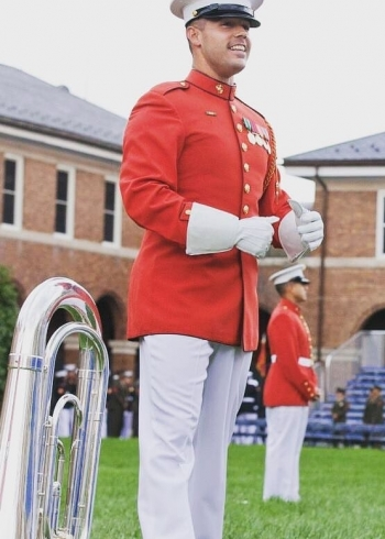 Sgt. Lewis John Schmitt - Beta Omicron '03