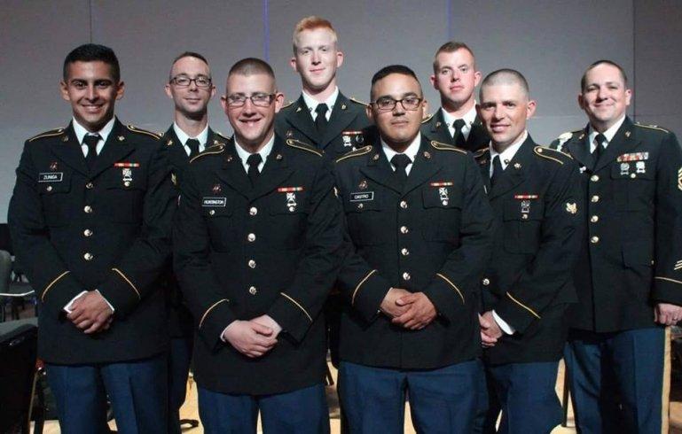 Sinfonian Army Bandsmen, Class 15-003