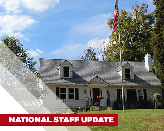 National Staff Update