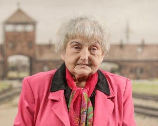 Sinfonia Mourns the Passing of Holocaust Survivor Eva Mozes Kor