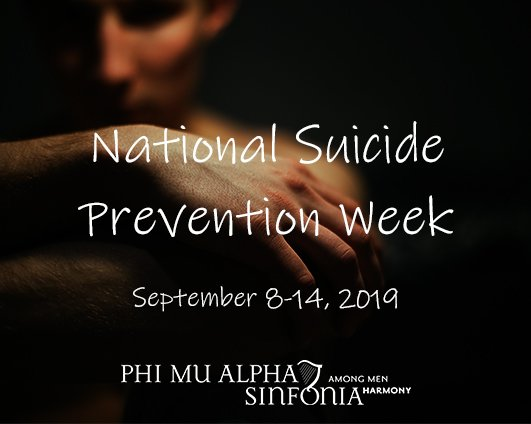 We All Have a Role in Suicide Prevention