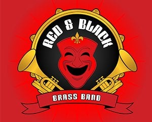 The Red And Black Brass Band Brings Joy to St. Louis