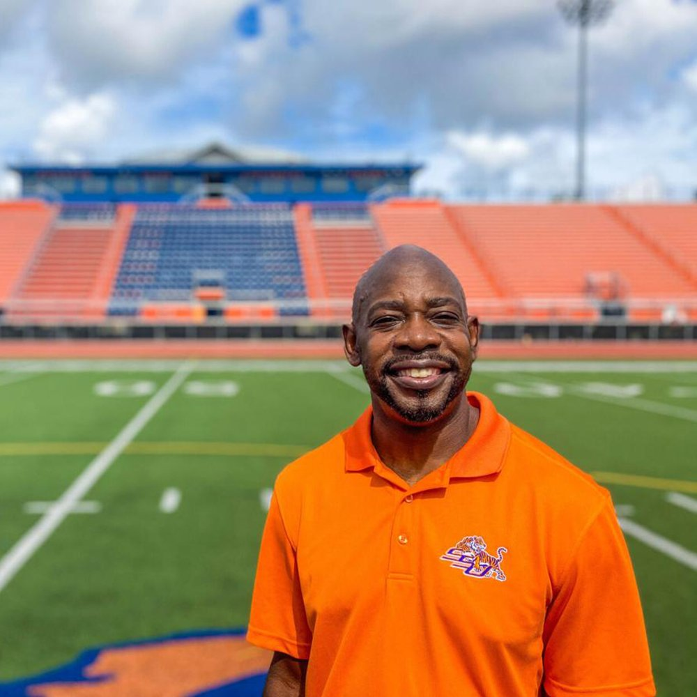 Brother Gabriel Arnold named Director of University Bands at Savannah State