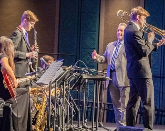 Brother Todd Stoll to lead the 2021 NAfME All-National Honor Jazz Ensemble
